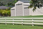 Campbell Town Back yard fencing 14