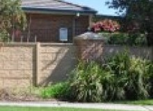 Kwikfynd Barrier wall fencing campbelltown