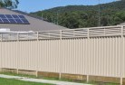 Campbell Town Corrugated fencing 2