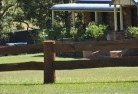 Campbell Town Front yard fencing 31