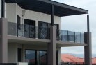 Campbell Town Glass balustrading 13