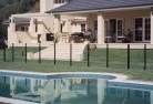 Glass fencing
