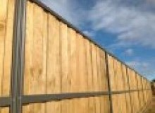 Kwikfynd Lap and Cap Timber Fencing campbelltown