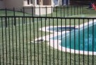 Campbell Town Pool fencing 2