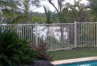 Campbell Town Pool fencing 3