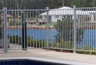 Campbell Town Pool fencing 7