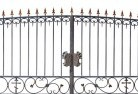 Campbell Town Wrought iron fencing 10