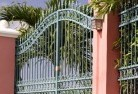 Campbell Town Wrought iron fencing 12