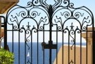 Campbell Town Wrought iron fencing 13