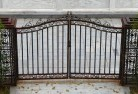 Campbell Town Wrought iron fencing 14