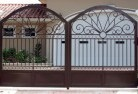 Campbell Town Wrought iron fencing 2